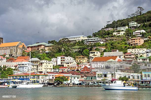 St. George's Grenada Waterfront