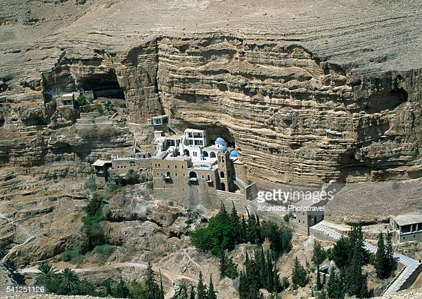 St. George's Monastery in Canyon