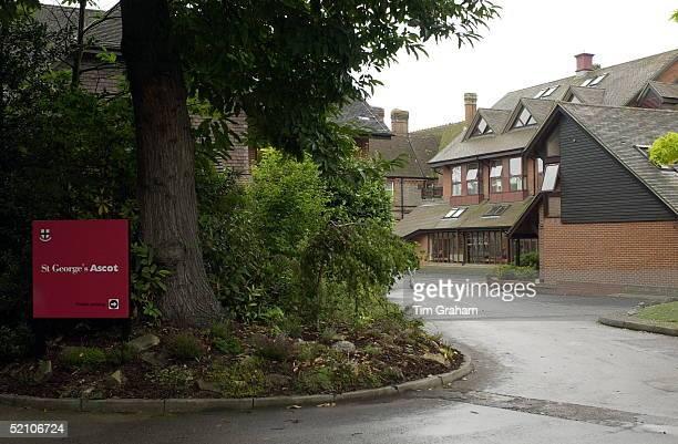 St George's School In Windsor, Berkshire.