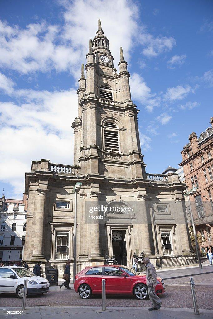 St George's-Tron Church, Glasgow : Stock Photo