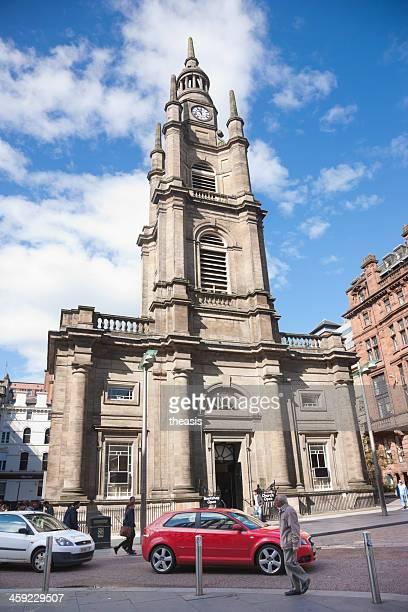 st george's tron church, glasgow - theasis photos et images de collection