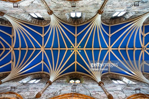 st. giles' cathedral, edinburgh - st. giles cathedral stock pictures, royalty-free photos & images