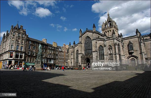 St Giles' Cathedral, Edinburgh - The Royal Scotsman, a luxury train/hotel offering tours across Scotland, adds a special 'Jubilee Tour' to its...