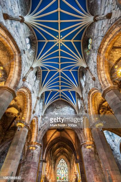 st giles cathedral - st. giles cathedral stock pictures, royalty-free photos & images