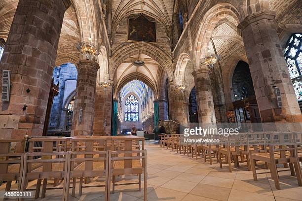st. giles cathedral - st. giles cathedral stock pictures, royalty-free photos & images