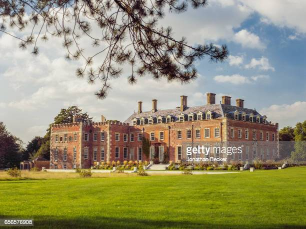 St Giles House is photographed on September 9 2015 in Dorset England