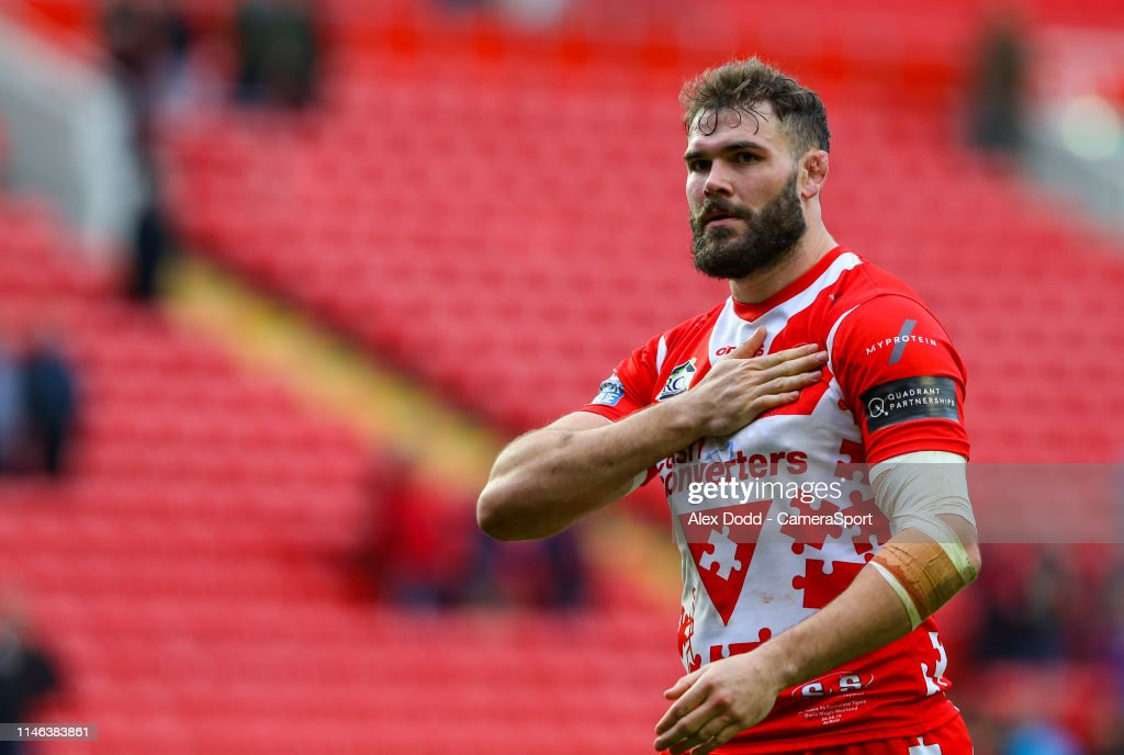 St Helens v Castleford Tigers - Betfred Super League: Dacia Magic Weekend : News Photo