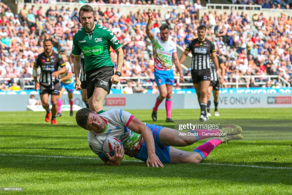 Widnes Vikings v St Helens - Betfred Super League