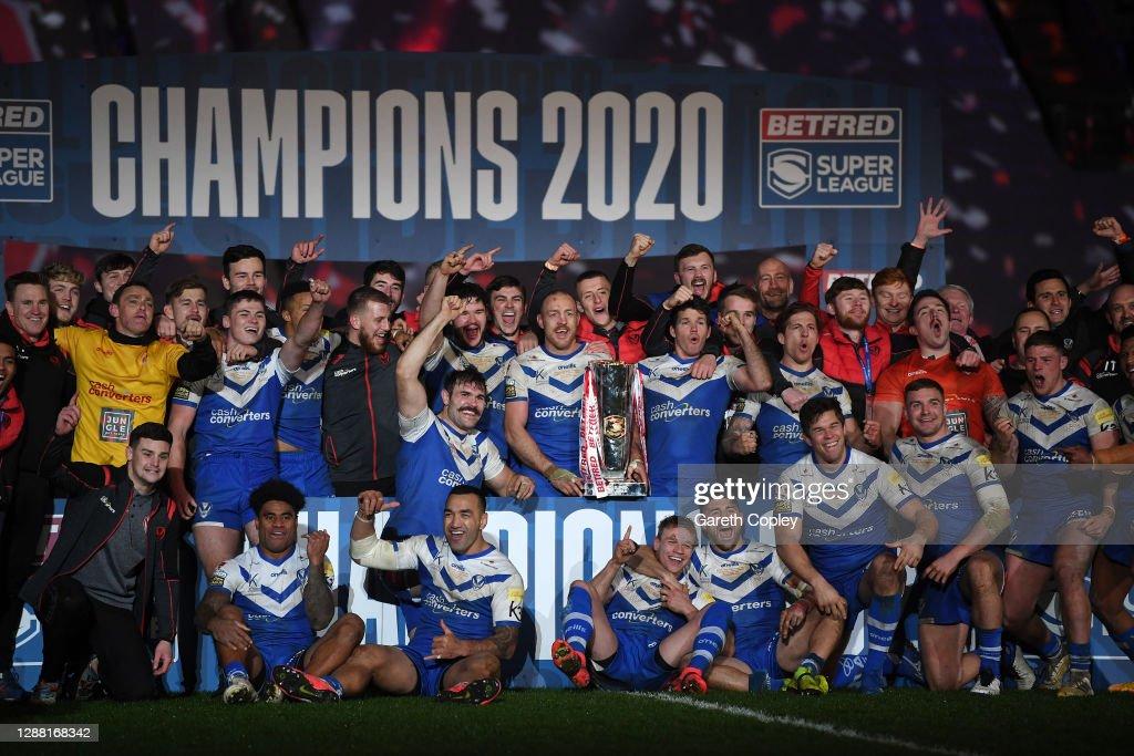 Wigan Warriors v St Helens - Betfred Super League Grand Final : ニュース写真