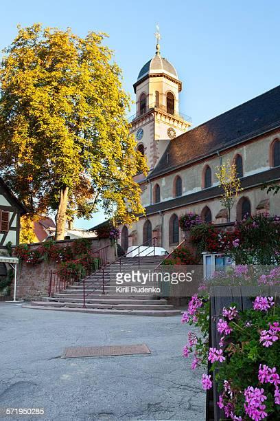 St Hippolytus Church (Saint-Hippolyte, Haut-Rhin)