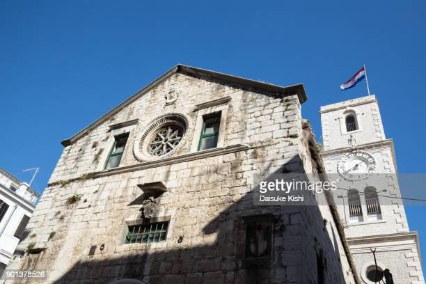 St. Ivan Church in Sibenik, Croatia