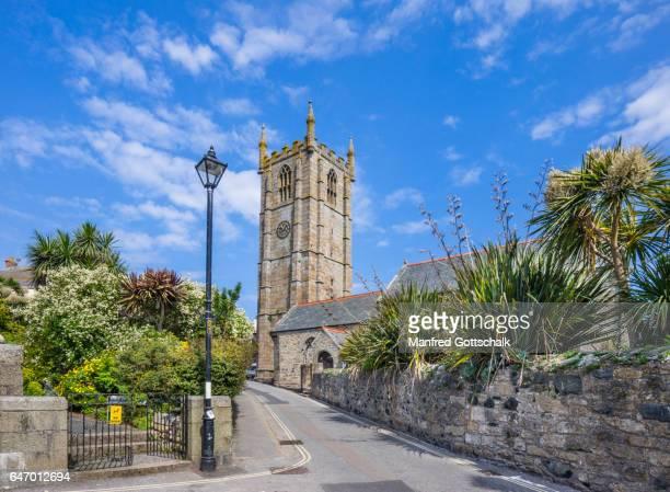 St Ives Parish Church Cornwall