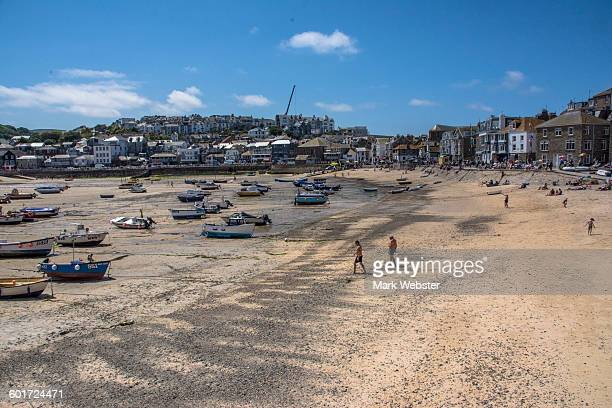 st. ives - st ives stock pictures, royalty-free photos & images