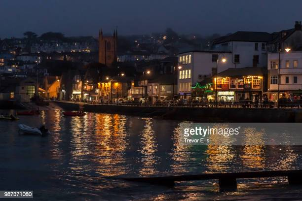 st ives - st ives stock pictures, royalty-free photos & images