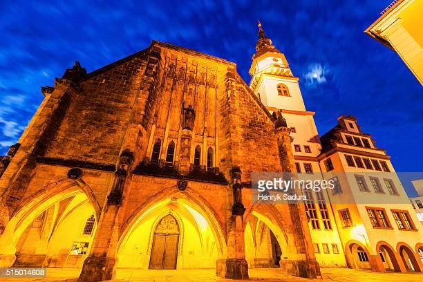 St Jacob Church in Chemnitz