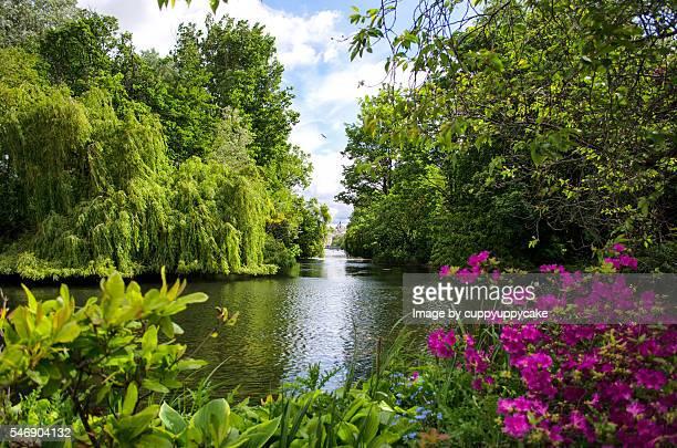 St. James Park London
