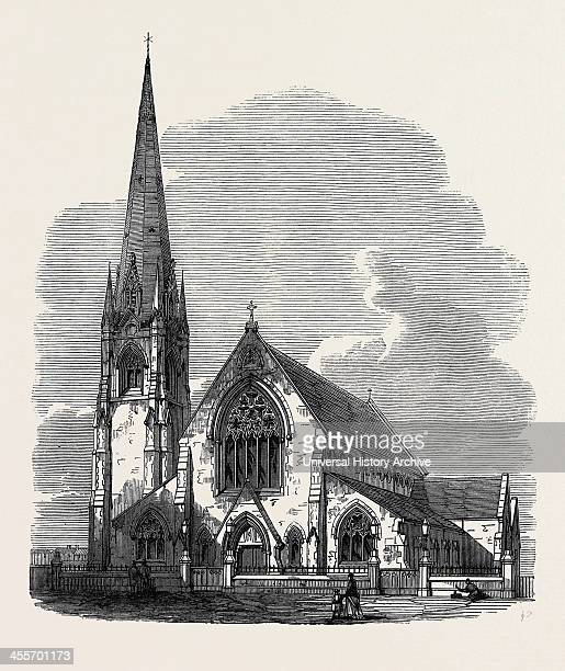 St James's Church Camberwell London 1871