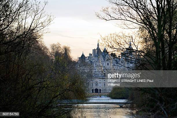 St James's Park, Central London