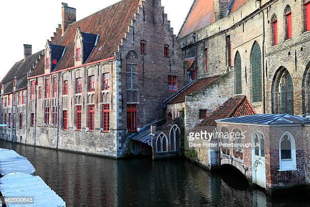 St Jans Hospital buildings, Bruges City