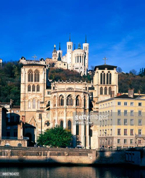 St. Jean Cathedral and Notre Dame de Fourviere