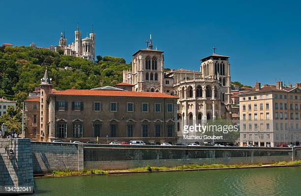 St. John and Fourviere, Lyon, France