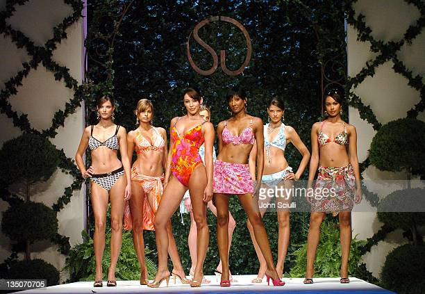 St John Cruise/Spring 2005 Collection during St John Cruise/Spring 2005 Fashion Show at The Bren Events Center in Irvine California United States