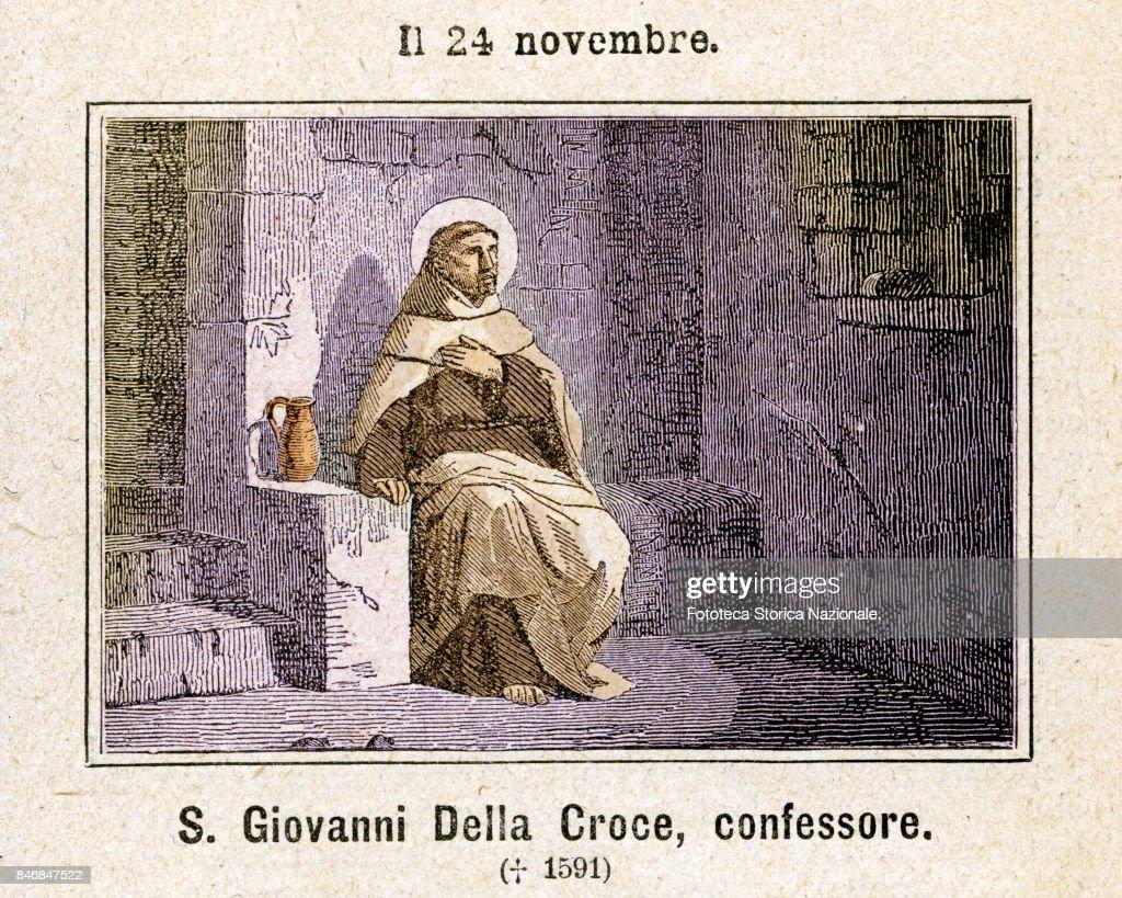 Discalced Carmelites Founder