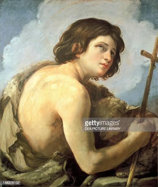 St John the Baptist 16351636 by Guido Reni