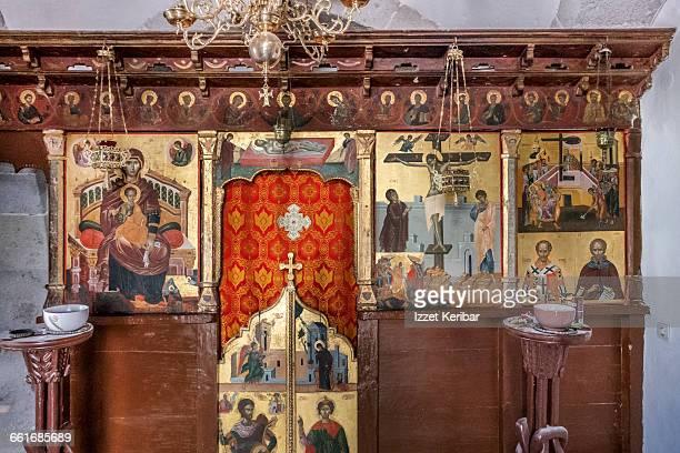 St John the Theologian Monastery, Patmos island