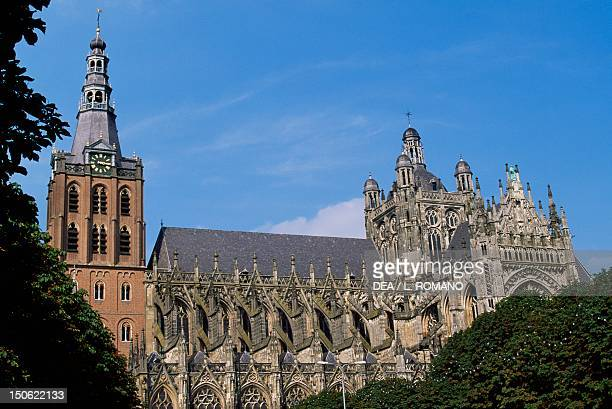 St John's Cathedral 14th16th century Den Bosch The Netherlands