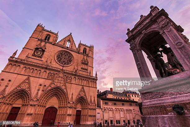 St. John's Cathedral in Lyon