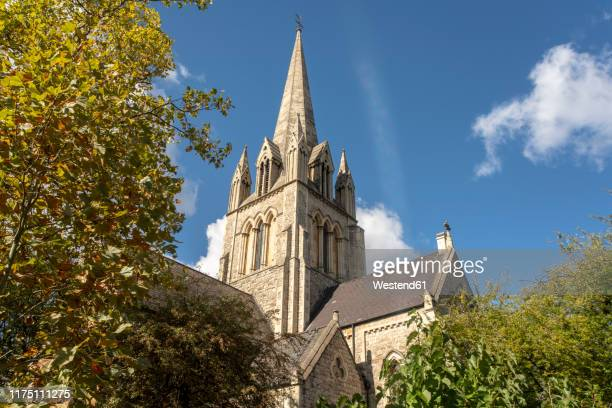 st john's church, lansdowne cres, notting hill, london, uk - chelsea stock pictures, royalty-free photos & images