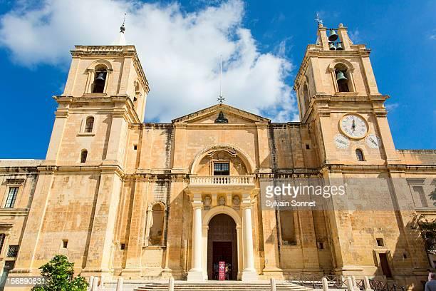 St John's Co-Cathedral, Valetta, Malta