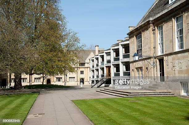 St John's College Oxford University Oxford England UK