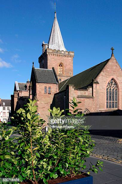 St John's Kirk Perth Scotland First mentioned in 1126 St John's Kirk is the oldest building in Perth It was the site of a famous sermon against...