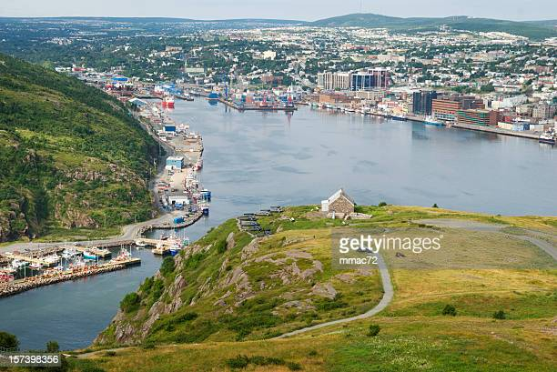 st john's - st. john's newfoundland stock photos and pictures