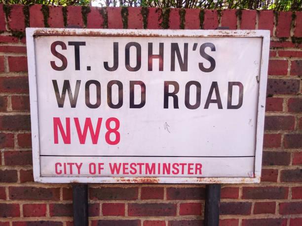 St John's Wood Road W8