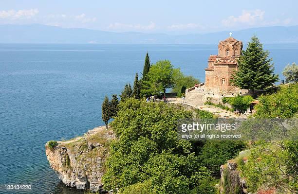 St. Jovan Kaneo Church in Ohrid