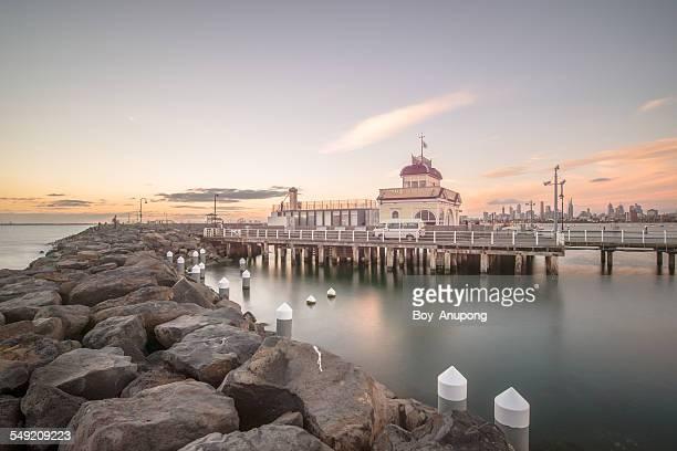 St. Kilda Pier, Melbourne, Australia