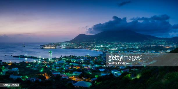 st. kitts and nevis, st. kitts, exterior - st. kitts stock photos and pictures