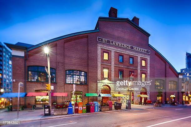 CONTENT] St Lawrence Market is one of two major markets in Toronto the other being Kensington Market It was named the world's best food market by...