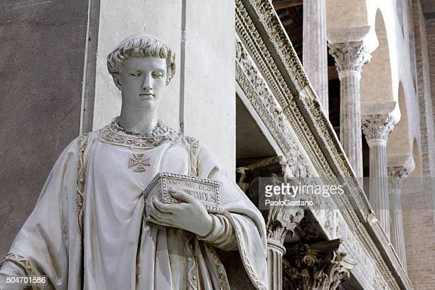 st. lawrence martyr - martyr stock pictures, royalty-free photos & images