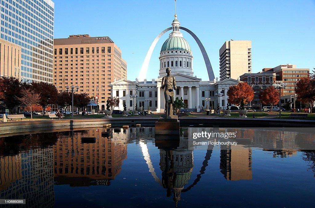 St Louis  blues : ストックフォト