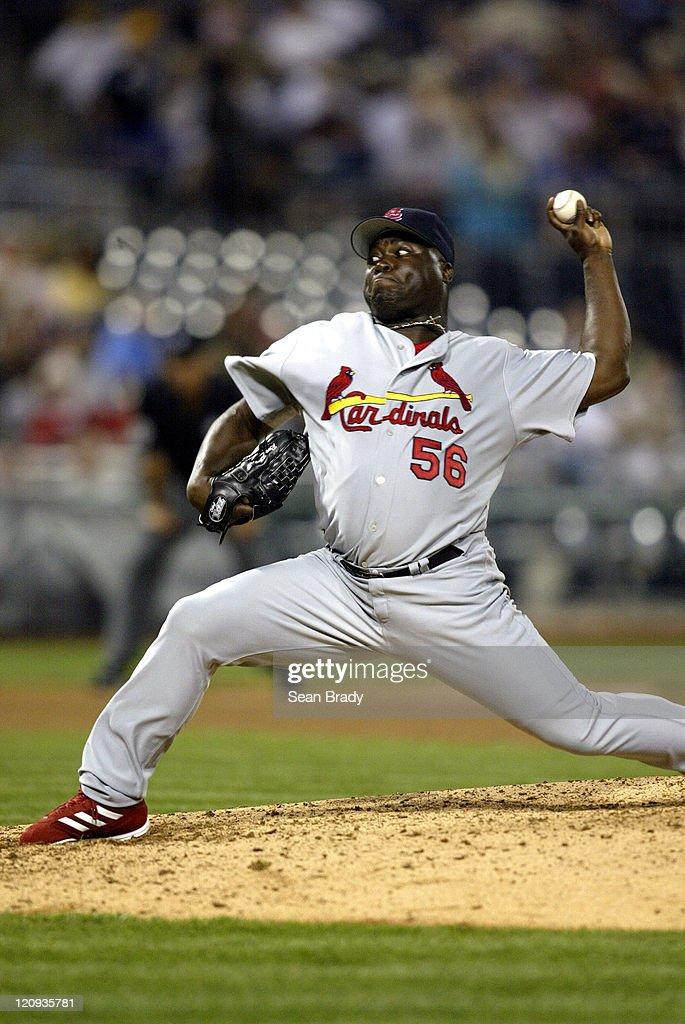 St. Louis Cardinals vs Pittsburgh Pirates - April 19,2005 : Foto di attualità