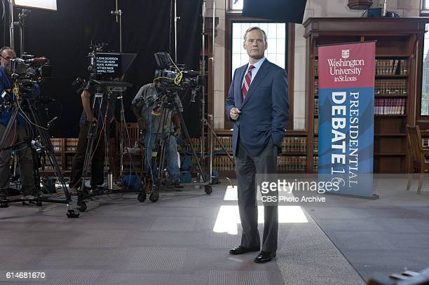 St Louis Missouri CBS News' 'Face the Nation' broadcasts from Washington University in St Louis ahead of the second presidential debate on the Sunday...