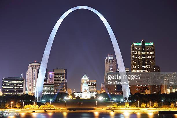 st louis - st. louis missouri stock pictures, royalty-free photos & images