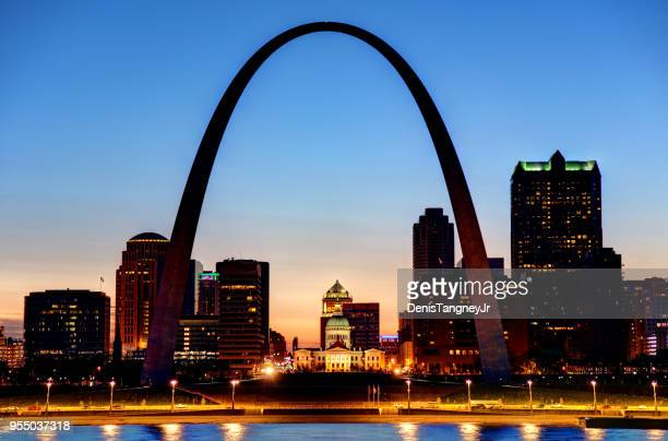 st. louis - st. louis missouri stock pictures, royalty-free photos & images