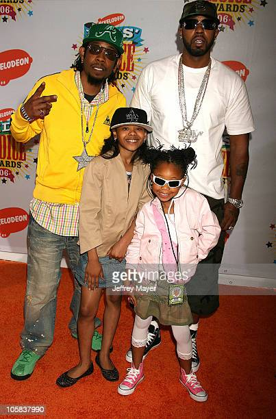 St. Lunatics during Nickelodeon's 19th Annual Kids' Choice Awards - Arrivals at Pauley Pavilion in Westwood, California, United States.