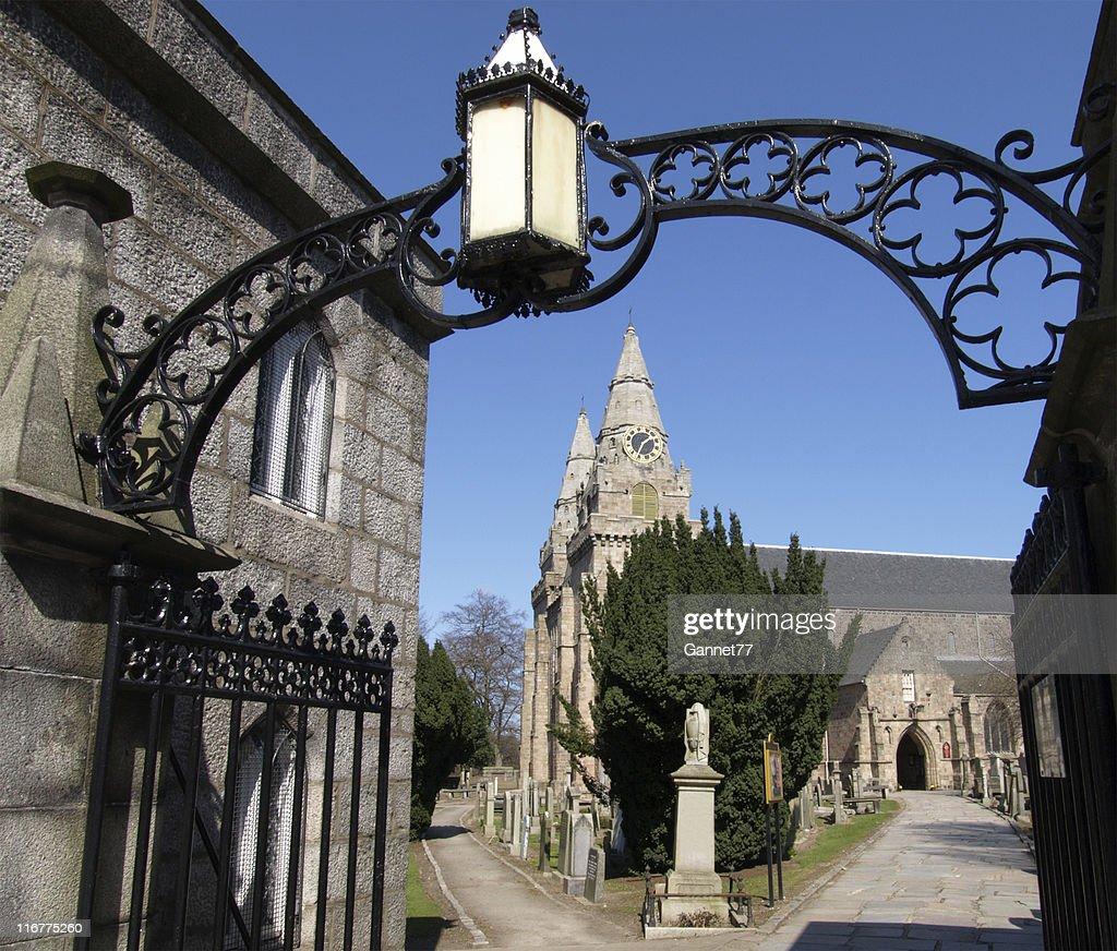 St. Machar'Cathedral, Aberdeen, Schottland : Stock-Foto
