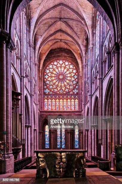 St Malo cathedral, Brittany, France